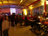 Eröffnungsfeier in der neuen Location Dezember 2015