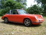 Porsche 911 2.4 T / E Targa, Bj. 72 (#21)