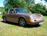 Porsche 911, 2.4 T Targa, Bj 72 (#30)